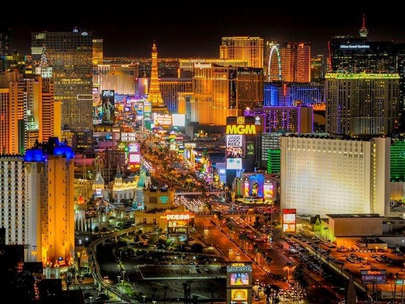 Al Fresco Dining in Las Vegas