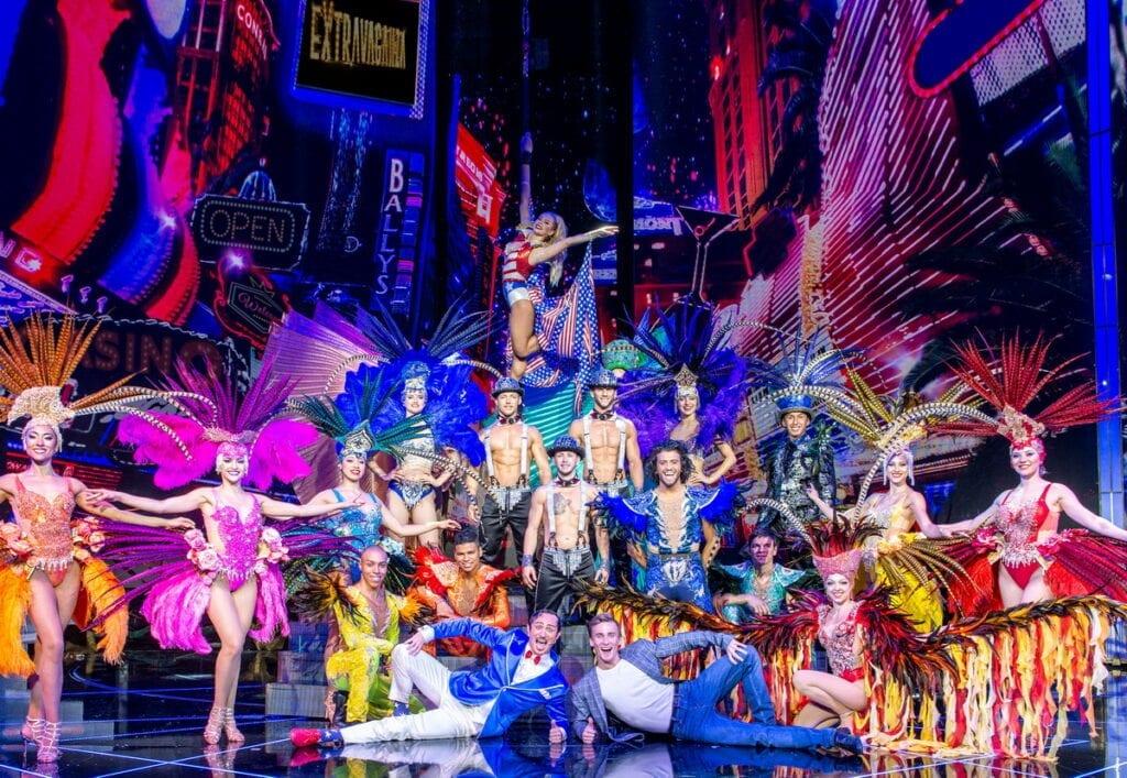 EXTRAVAGANZA – The Vegas Spectacular