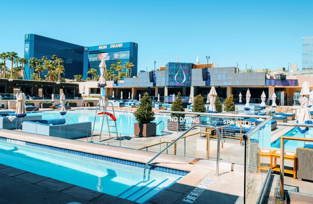 Hakkasan Group - Wet Republic Ultra Pool