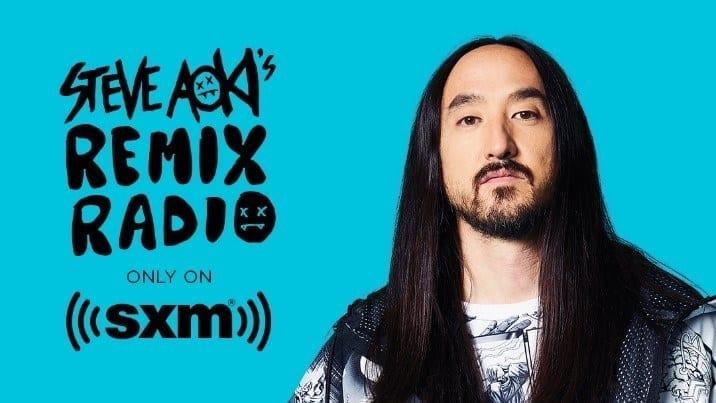 Steve Aoki's Remix Radio on SiriusXM