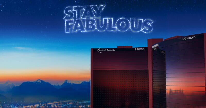 Resorts World Las Vegas Stay-Fabulous