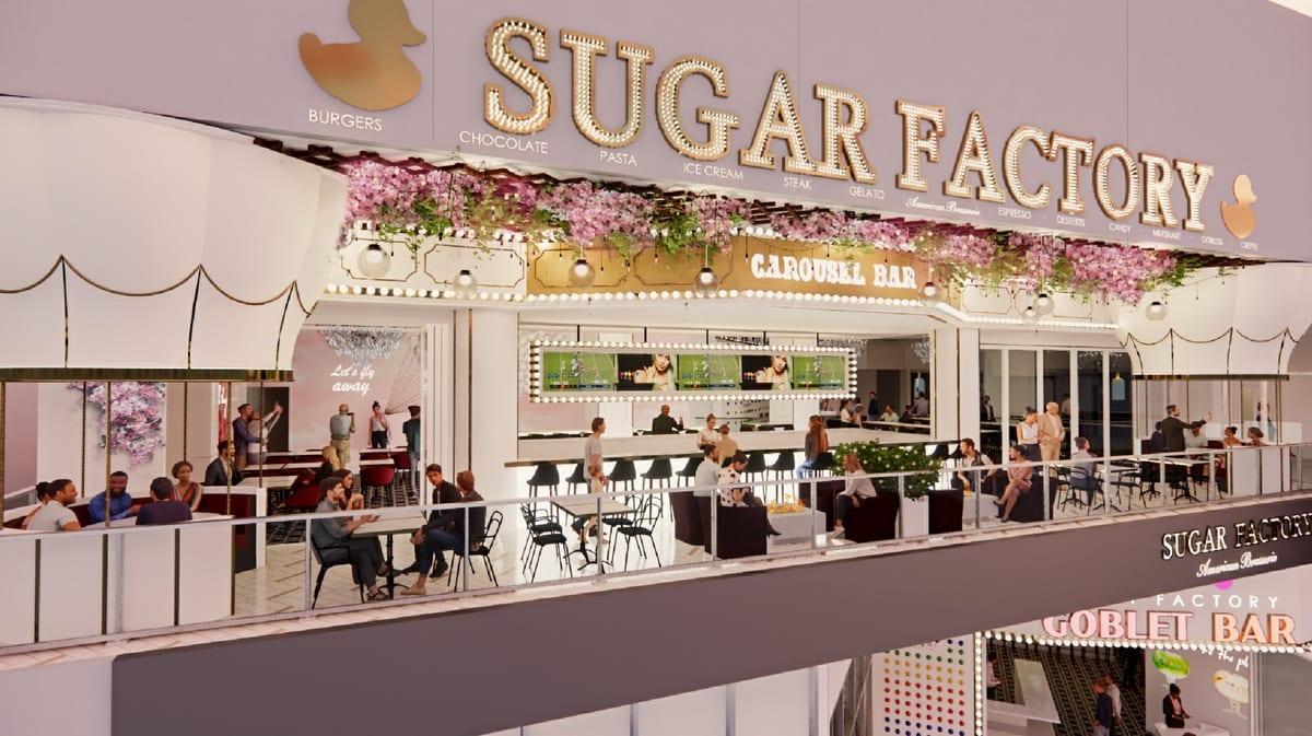 Sugar Factory American Brasserie - Outdoor View