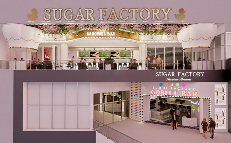 Sugar Factory American Brasserie Overall View 800x496