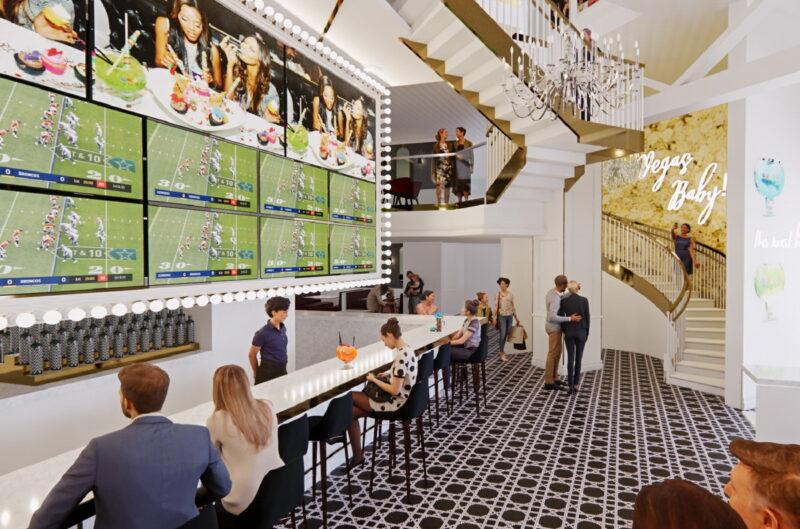 Sugar Factory American Brasserie Second Floor 800x529