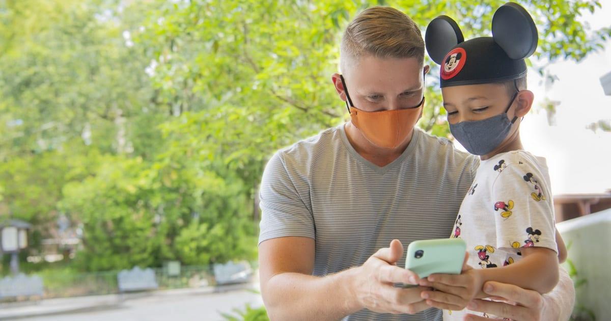 Disneyland App and Digital Technology at Disneyland Resort