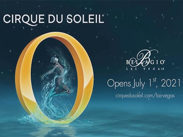 O by Cirque du Soleil - Intermission is Over