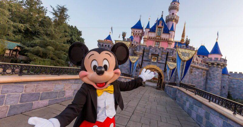 Disneyland & Mickey Mouse